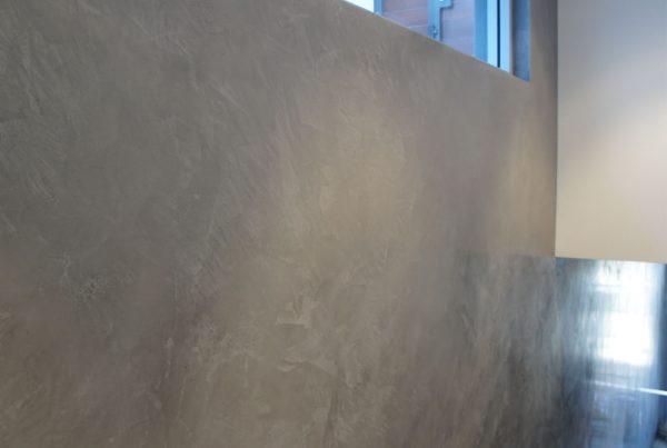 Concrete Stucco Dark Grey