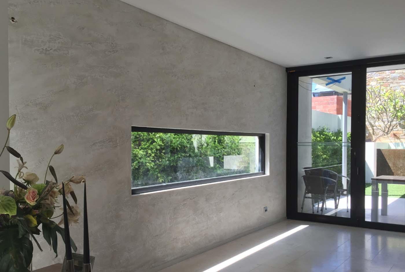 Concrete Stucco Light Grey