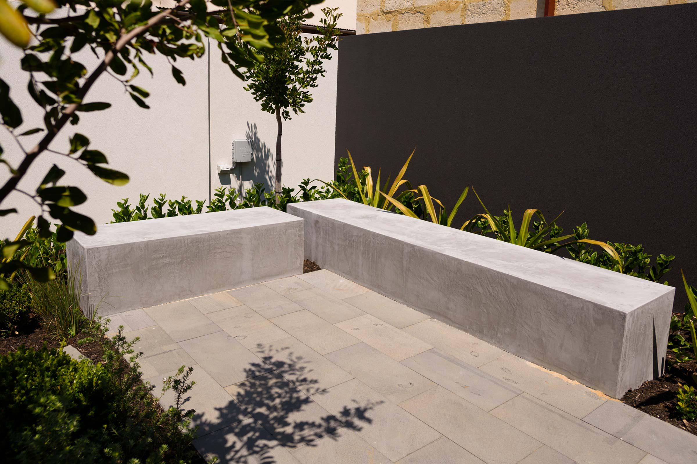 Dulux Venetian Plaster Bellevue Perth WA 12 Outside