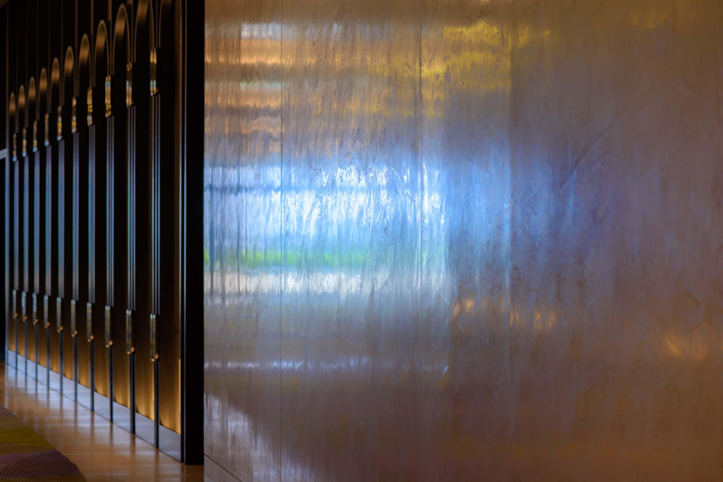 Dulux Venetian Plaster Crown Towers Perth Marmorino Naturale 06