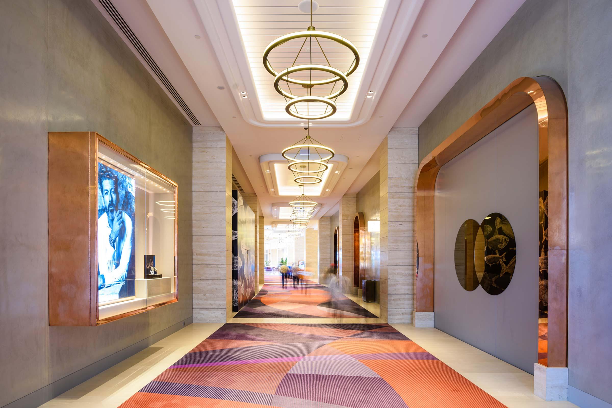 Dulux Venetian Plaster Crown Towers Perth Marmorino Naturale 10