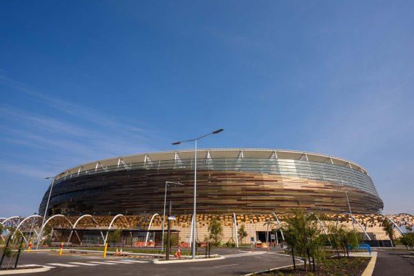 Dulux Venetian Plaster Perth Stadium 01