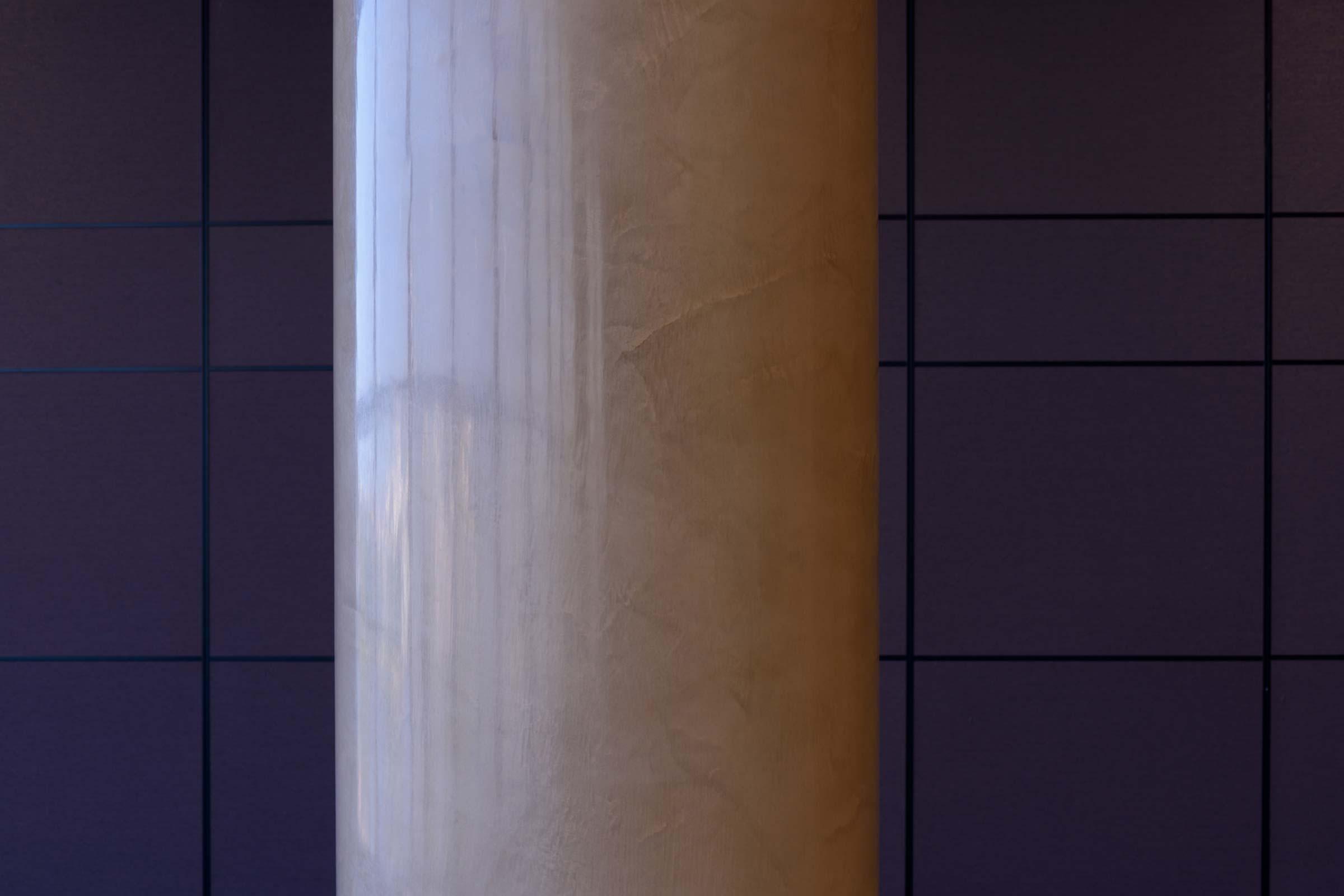 Dulux Venetian Plaster Perth Stadium 03 Marmorino Feature Column