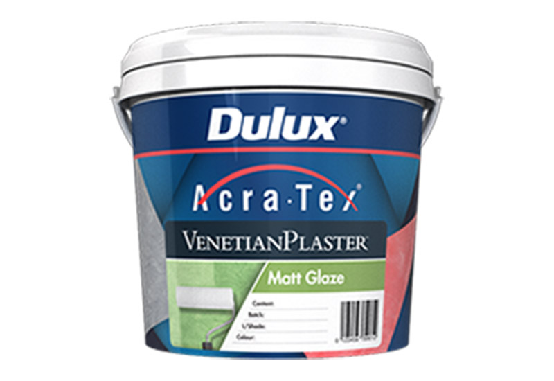 Matt Glaze T Dulux Acratex