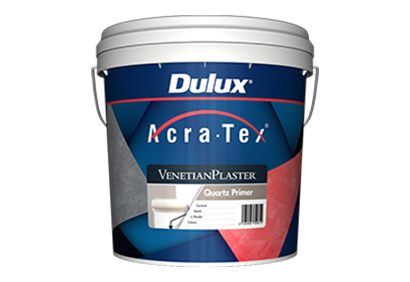 Quartz Primer T Dulux Acratex