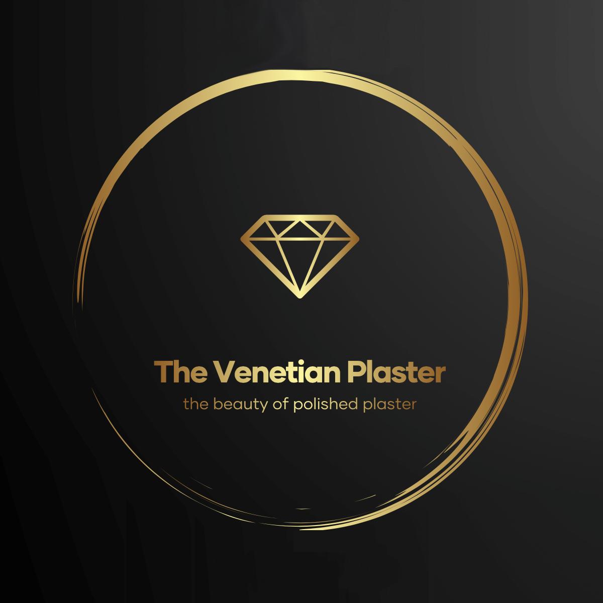 The Venetian Plaster logo
